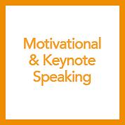 Button Motivational & Keynote Speaking 2