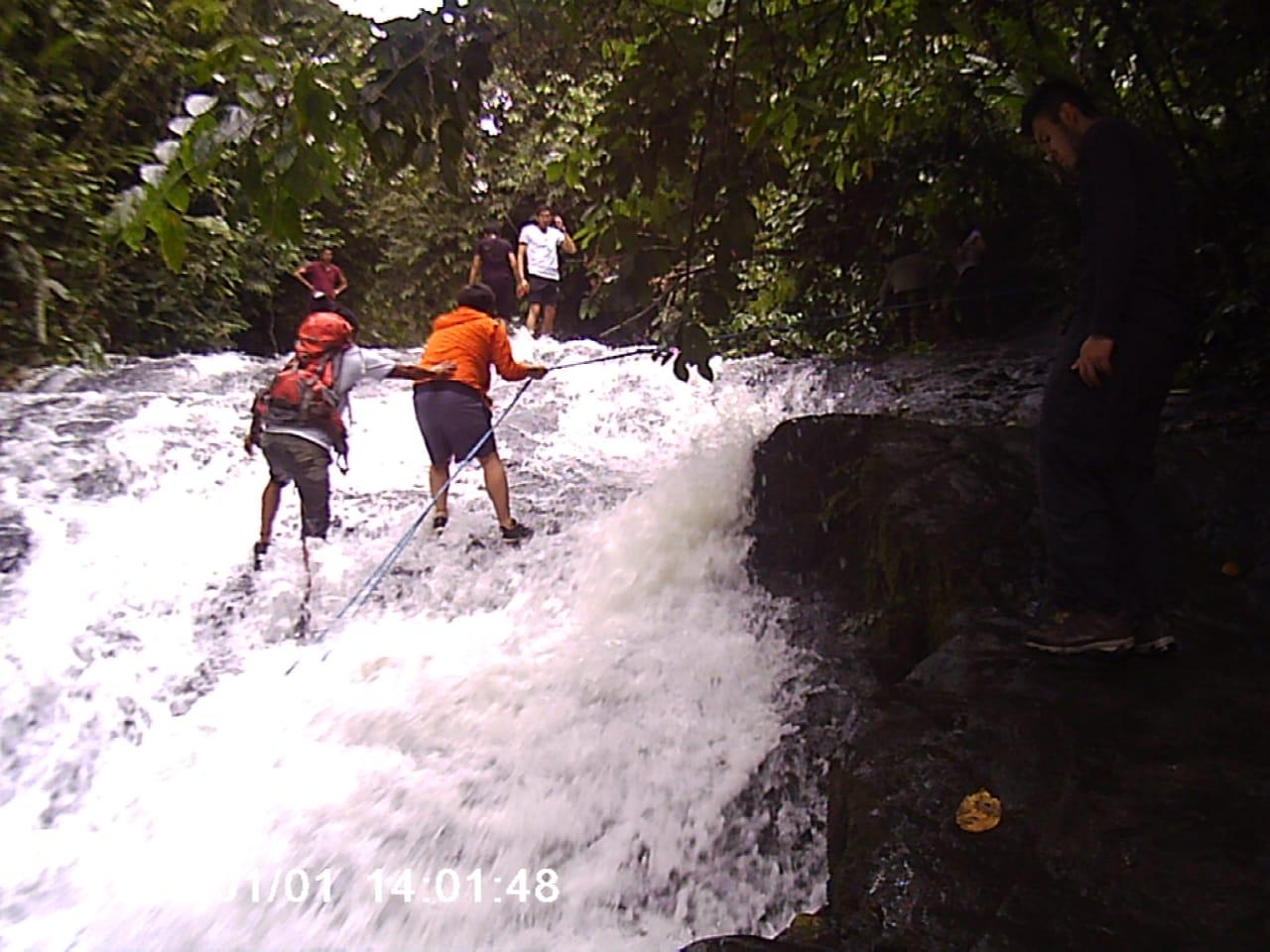 aventura en yanayacu