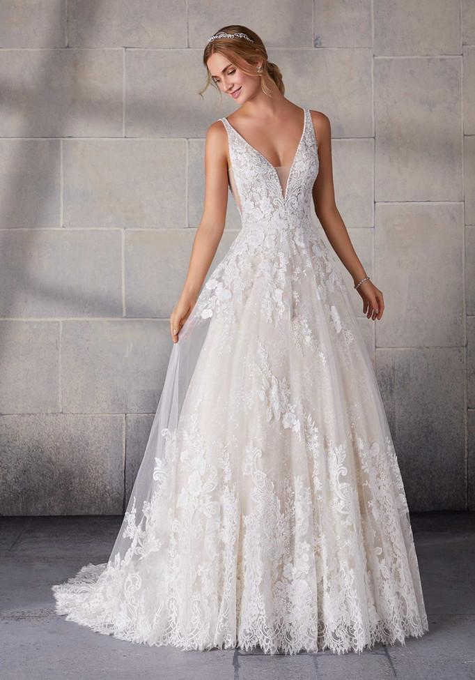Suzanne Wedding Dress