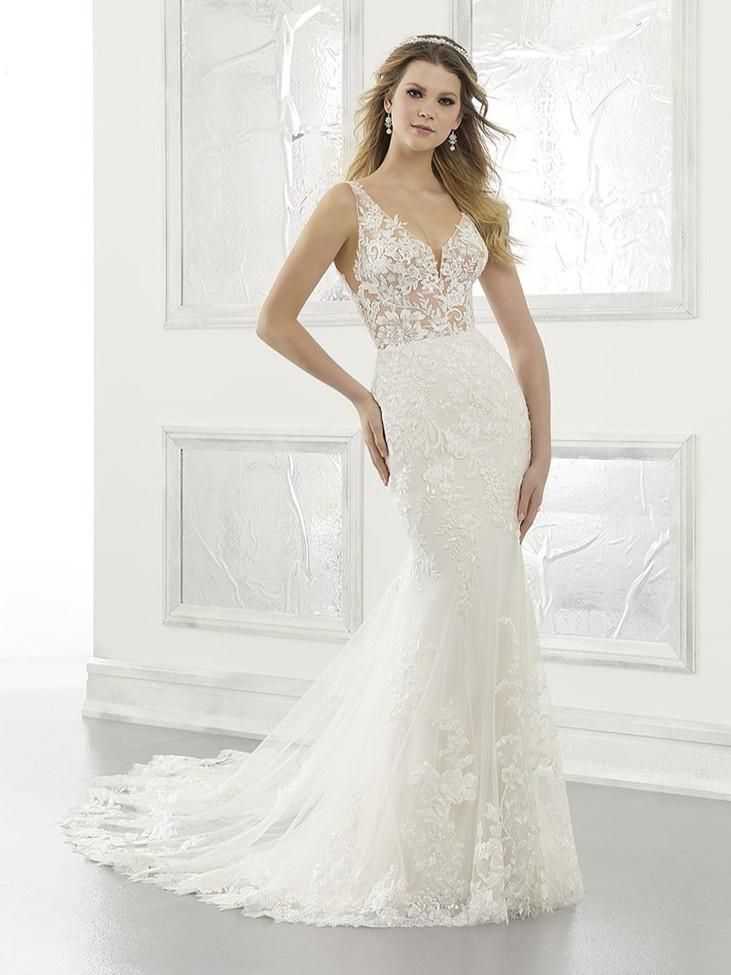 Andra Wedding Dress