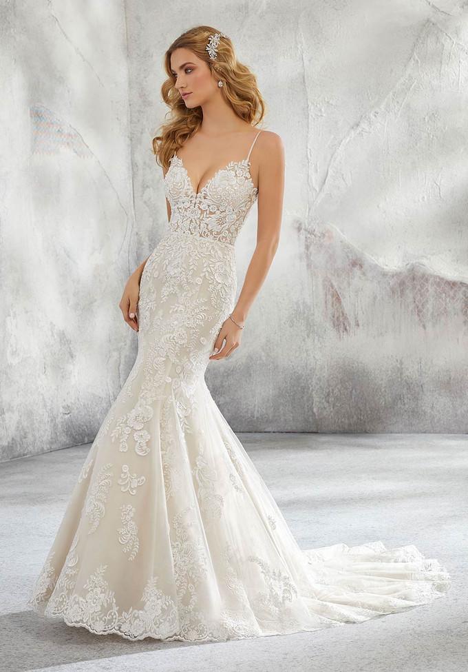 Lunetta Wedding Dress