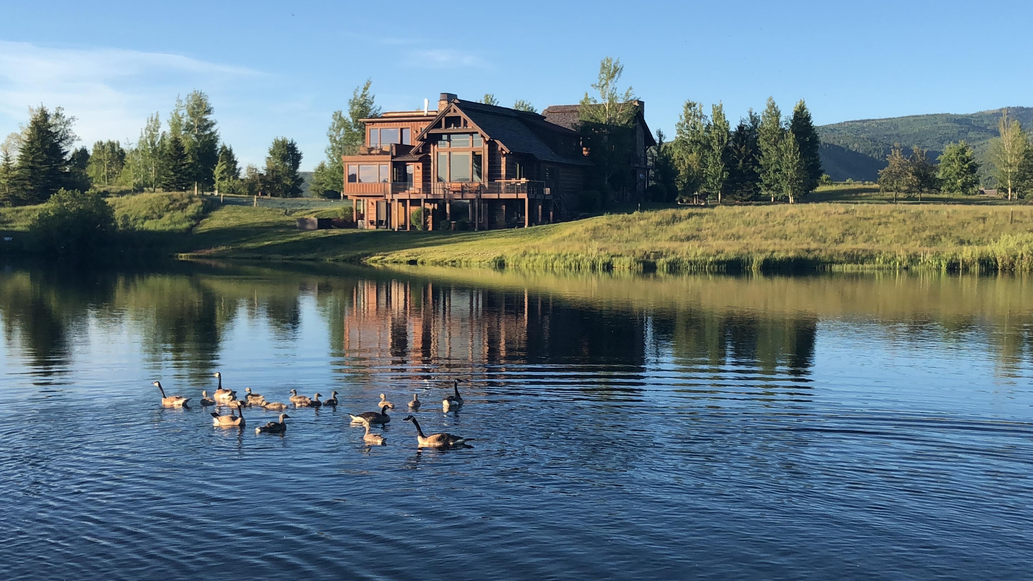 Across the pond