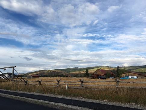 Outside Teton Springs