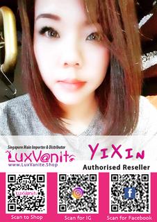 LV dexbeautisg YiXIN