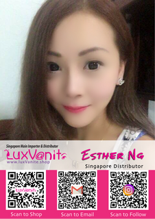 LuxVanite Esther Ng