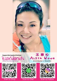 LuxVanite Alita Wong