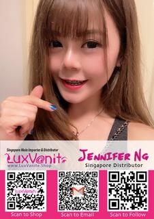 LuxVanite Jennifer Ng