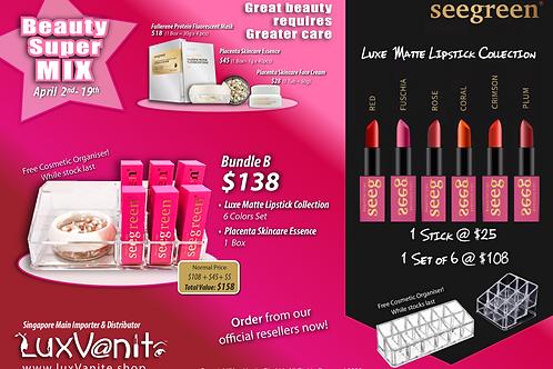 Beauty SuperMix Bundle B