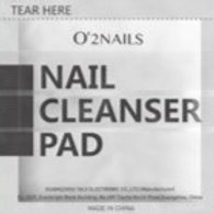 O'2NAILS Cleanser Pad