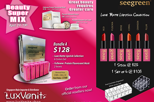 Beauty SuperMix Bundle A