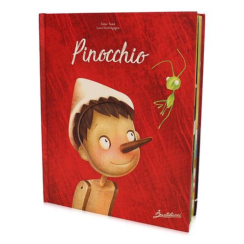 Pinokkio boek