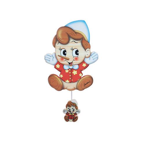 Wandmuziekdoos Pinokkio (klein)