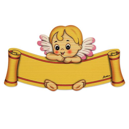 """Naambordje klein """"engel-meisje"""""""
