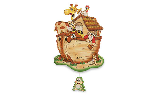 Ark van Noach Wandspeeldoos (standaard)