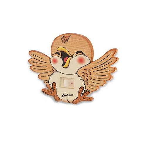 Nachtlampje Vogel