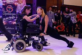 Rehabilitación a través de la danza