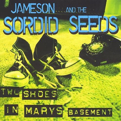 Two Shoes in Mary's Basement - CD