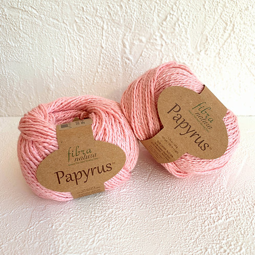 Fibra natura Papyrus 229-06 светло-розовый