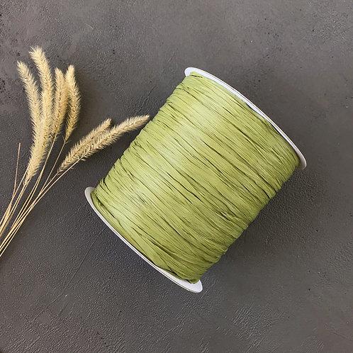 Раффия Ispie (olive)