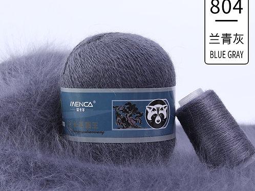 Пух НОРКИ 804 серый