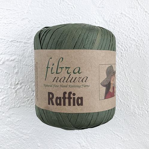 Fibranatura Raffia Хаки/116-05
