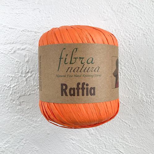 Fibranatura Raffia Оранжевый/116-19