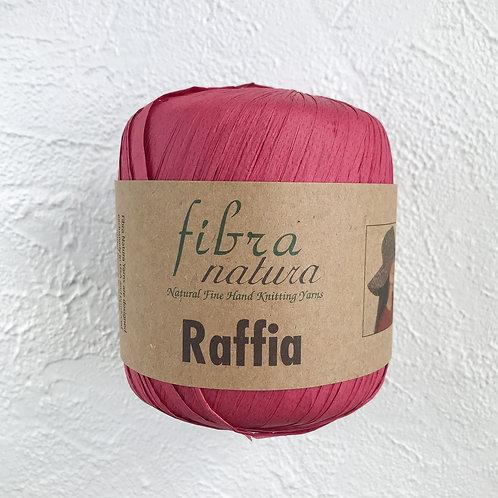 Fibranatura Raffia Красный/116-06