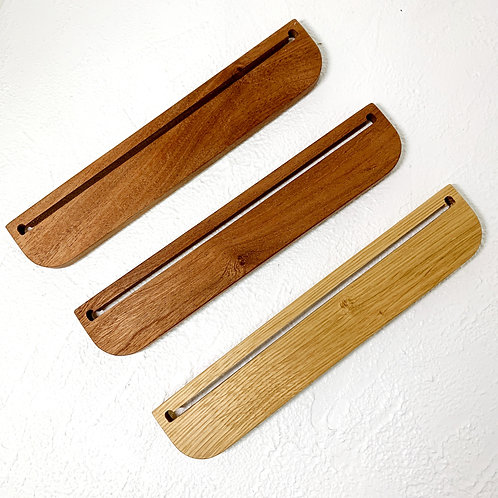 Деревянная планка для сумки