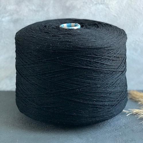 Merinos 80 чёрный 59723 (80% меринос, 20% кашемир)