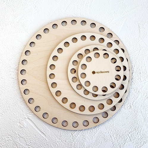 Дно для корзины (круг)