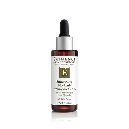 Eminence Organics Strawberry Rhubarb Hyaluronic Serum