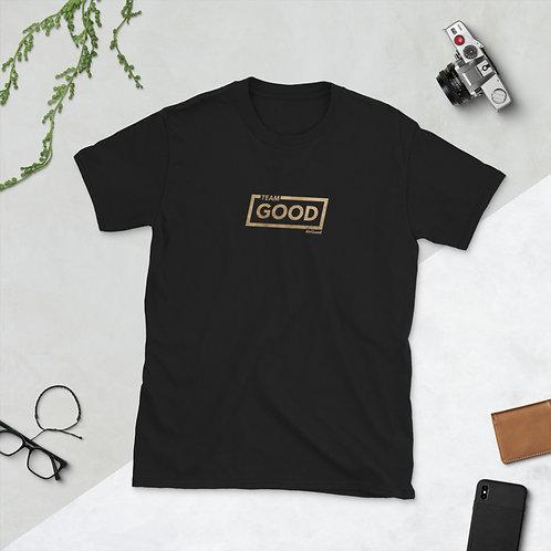 Golden Team Good - Short-Sleeve Unisex T-Shirt