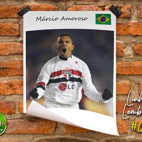 Linha de Lembranças #006 - Márcio Amoroso