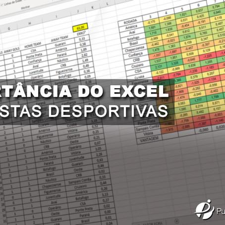 A importância do Excel nas Apostas Desportivas