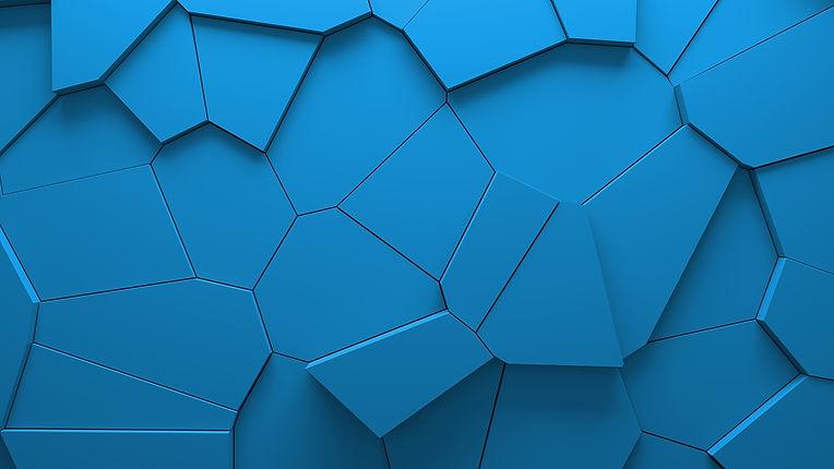 abstract-blue-extruded-voronoi-blocks-ba