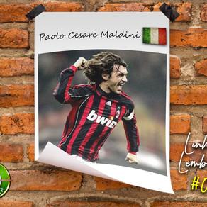 Linha de Lembranças #005 - Paolo Maldini