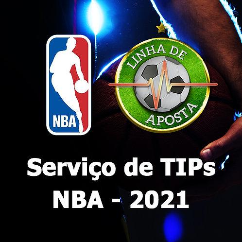 Serviço Tips - NBA (Mensal)