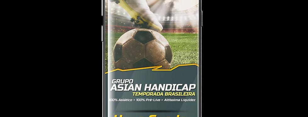 Grupo Asian Handicap - Brasil 2021