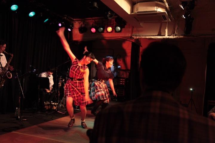 Foot Loose① タップライブ