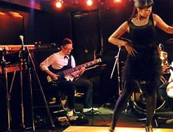 夜遊び trio-nity feat. Erica  JAZZ+TAP