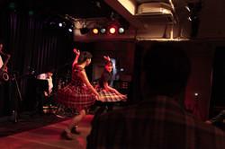 Foot Loose② タップライブ