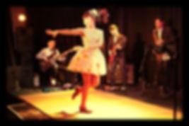 エリカ,バースデー,ライブ,タップパフォーマンス,ジャズ