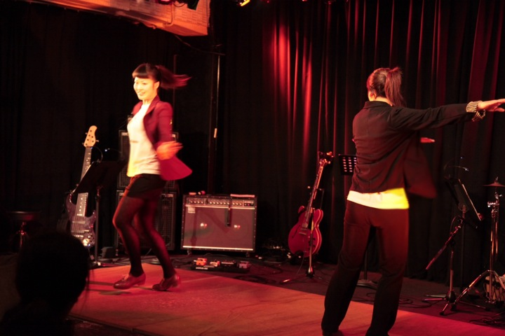 Jumpin' at Woodside② タップライブ