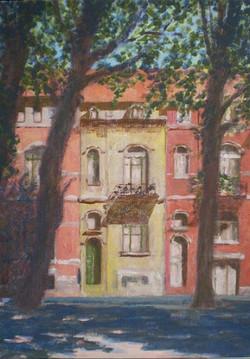 ブリュッセルの家