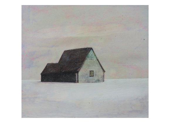 白昼夢-空の家-