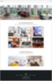 Brand & Bliss - Portfolio - Browser Mock