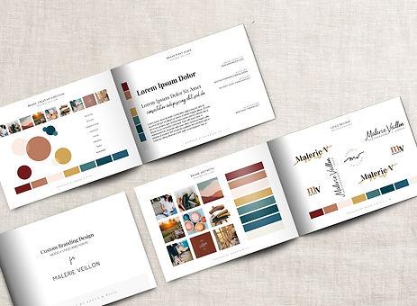 Brand & Bliss - Portfolio Main - Mockups
