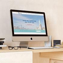 Brand & Bliss - Portfolio - Website Mock