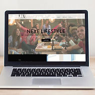 Brand & Bliss - Portfolio - Mockup - Nex