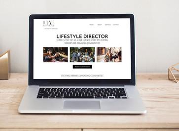 Brand & Bliss - Portfolio - Website Mockup Sm - Nexe - Inner Page Mockup.jpg
